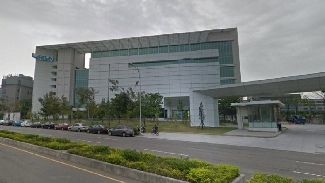 圖/翻攝自Google Map 外資短多調節 股王大立光5000元保衛戰