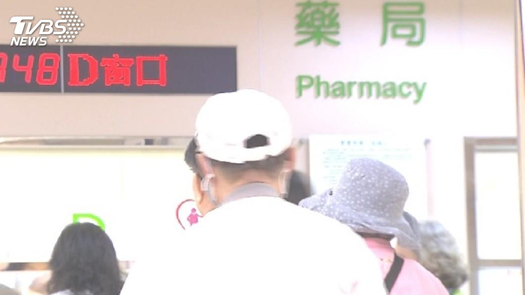 圖/TVBS 流感重症再創紀錄 疫情仍在高峰漸趨緩