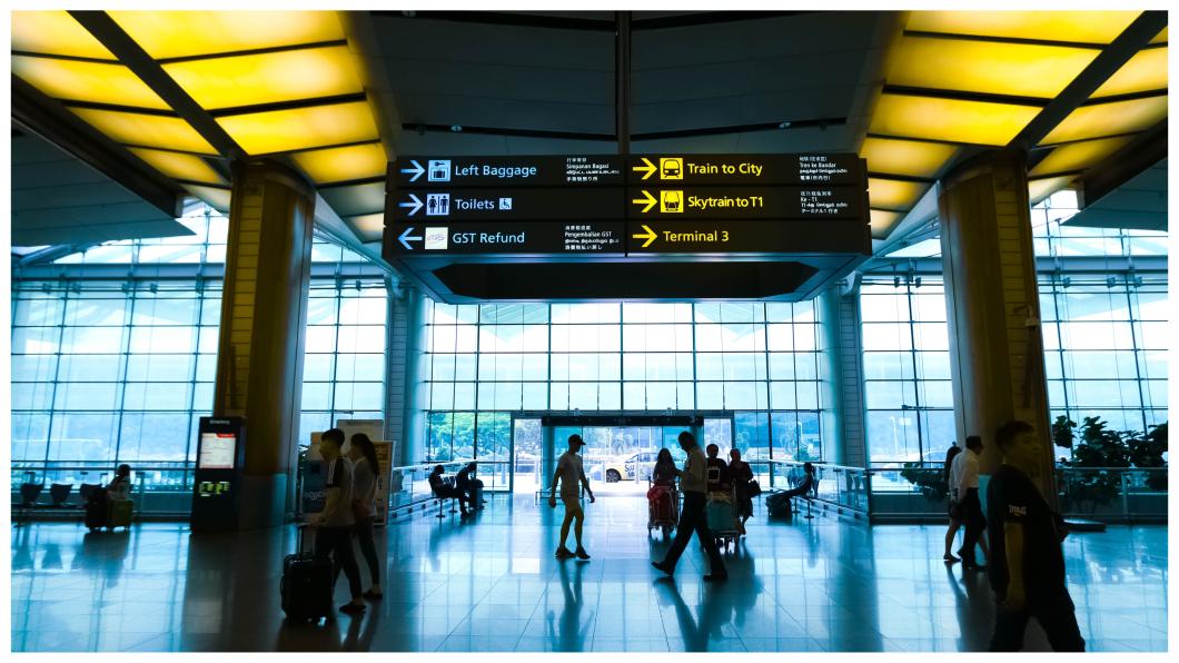 圖/樟宜機場官方臉書 別當奧客!新加坡2018起「不再廣播叫旅客登機」