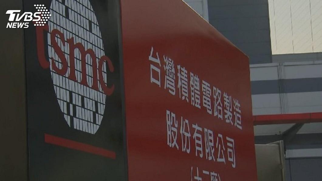 圖/TVBS 台積電第4季續旺 營收估破百億美元大關