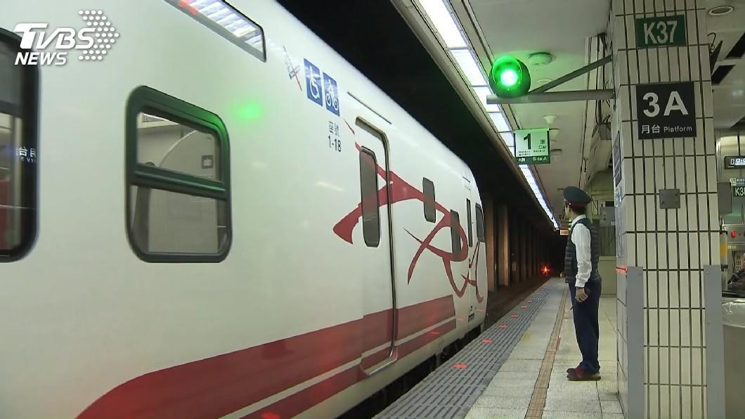 圖/TVBS 快訊/推8折優惠!清明連假220班台鐵開放站票