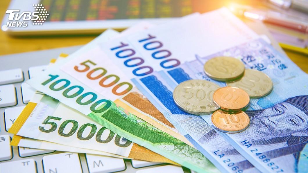 示意圖/TVBS 南韓65.4%企業將發秋節獎金 比例較去年少