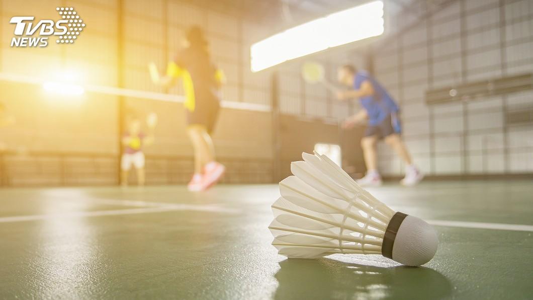 中央流行疫情指揮中心今天宣布,同意中華民國羽球協會申請,9月1日舉辦台北公開賽,可望成全球第一個開放的世界大型賽事。(示意圖/TVBS) 中華台北羽球公開賽擬9月開打 可望成全球第一