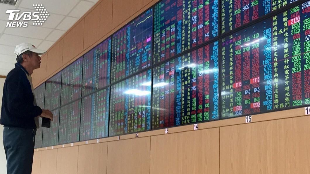 圖/中央社 MSCI調整生效 台股尾盤壓低收漲2.67點