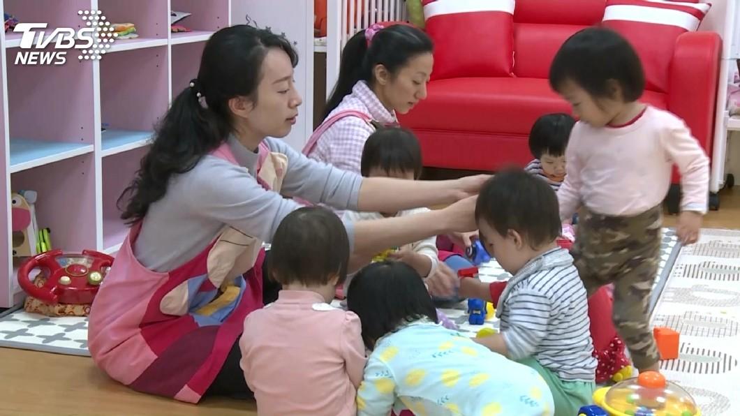 示意圖/TVBS 0到2歲準公共化托育 最晚10月完成簽約