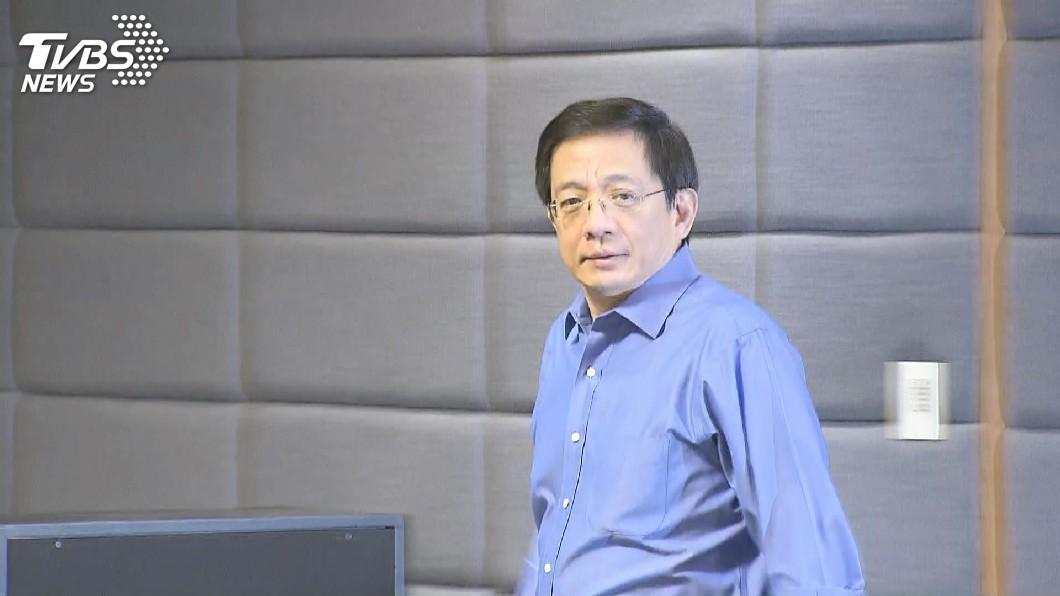 圖/TVBS 快訊/管中閔被控違法赴中兼課 北檢最快下週傳喚