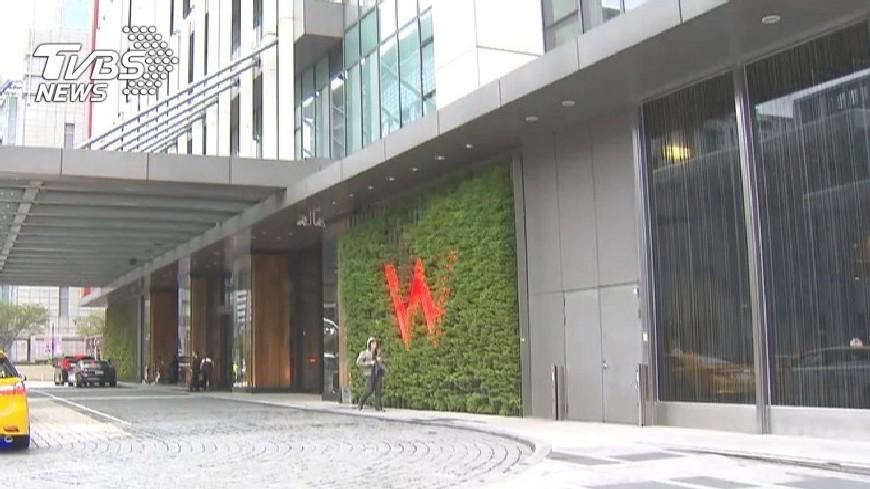 圖/TVBS資料畫面 W飯店命案開庭 被告辯:她是吃自己的毒品死的