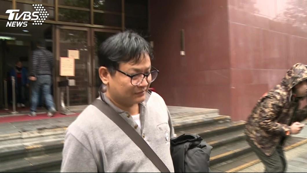 圖/TVBS資料畫面 擊斃駕車拒捕竊賊 員警張景義無罪確定