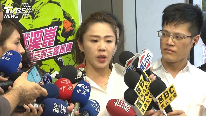 圖/TVBS資料畫面 夜闖張碩文家按門鈴還毆警 李婉鈺認罪了!