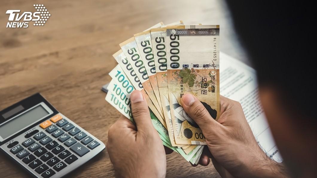 示意圖/Shutterstock 每個月都像中樂透!南韓最高薪上班族月領8千萬