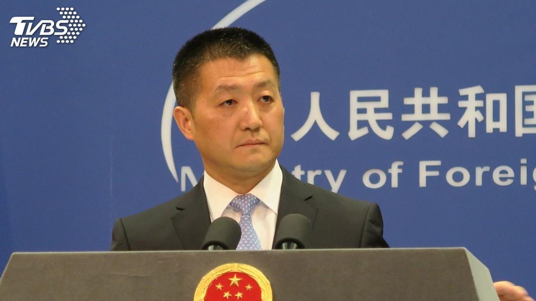 圖/中央社 堅持一中原則 北京:中國若與布國建交不需意外