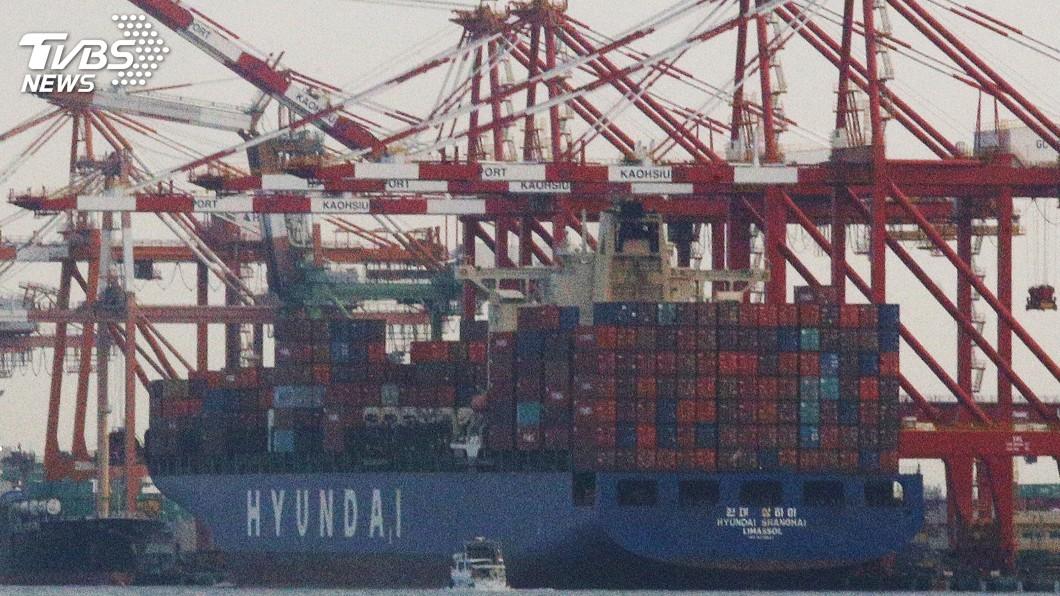 圖/中央社 貿易戰契機 政院估2025年4個兆元撐起台灣動能