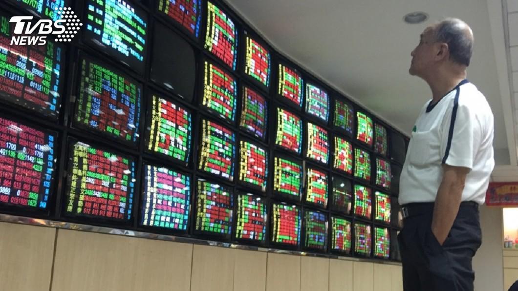 圖/中央社 台股震盪格局 止穩觀察外資動向