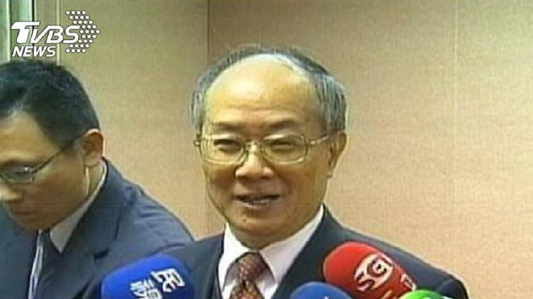 圖為前檢察總長黃世銘。圖/TVBS資料畫面 關說疑案牽連廣 馬英九無罪僅黃世銘有罪確定