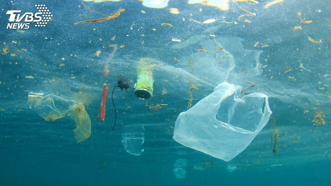 示意圖/TVBS 越南制定行動計畫 盼2030年海洋塑膠垃圾減75%
