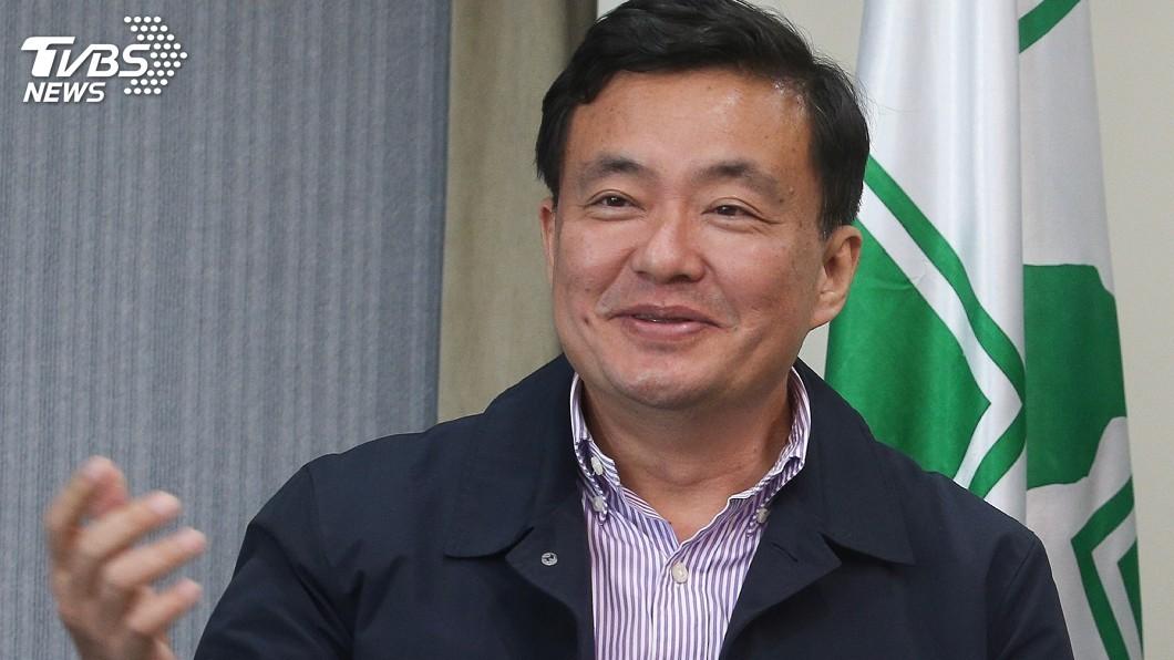 圖/中央社 三中案起訴 洪耀福:黨產私有化是共犯結構