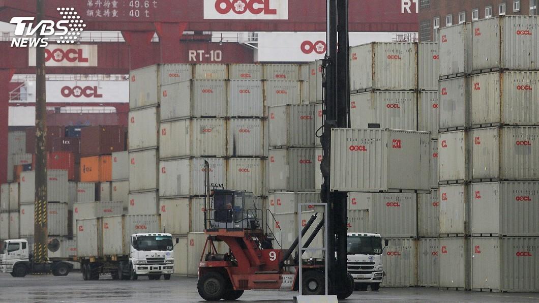圖/中央社 美中貿易戰 行政院提4大因應策略