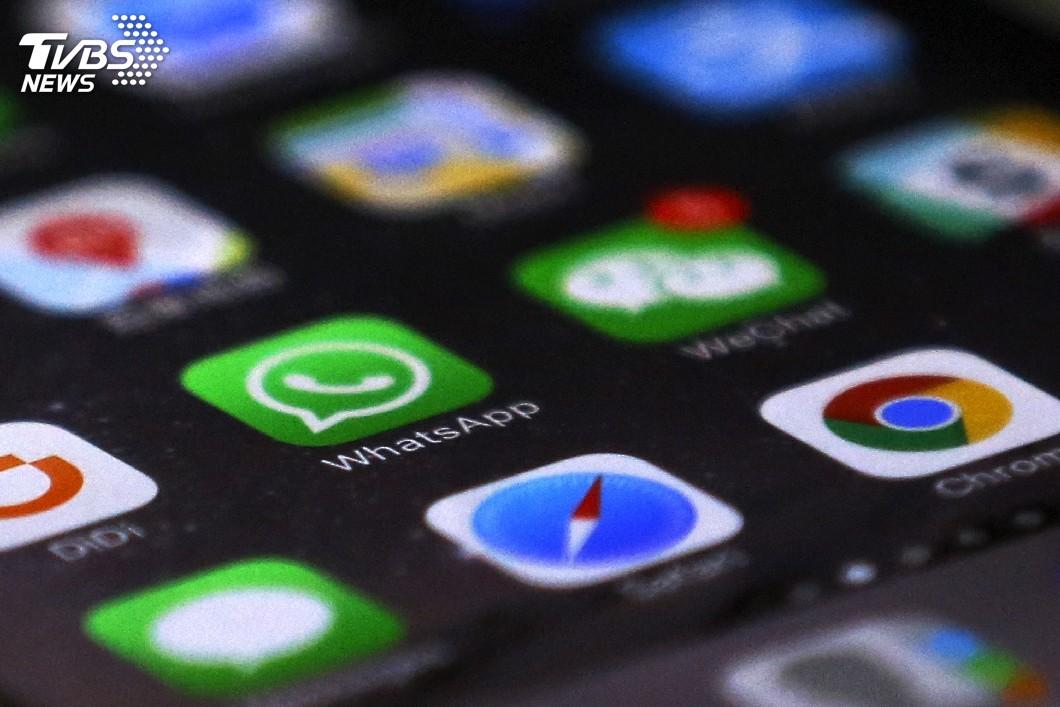 圖/達志影像美聯社 通訊軟體暗藏陷阱 入侵智慧手機竊個資