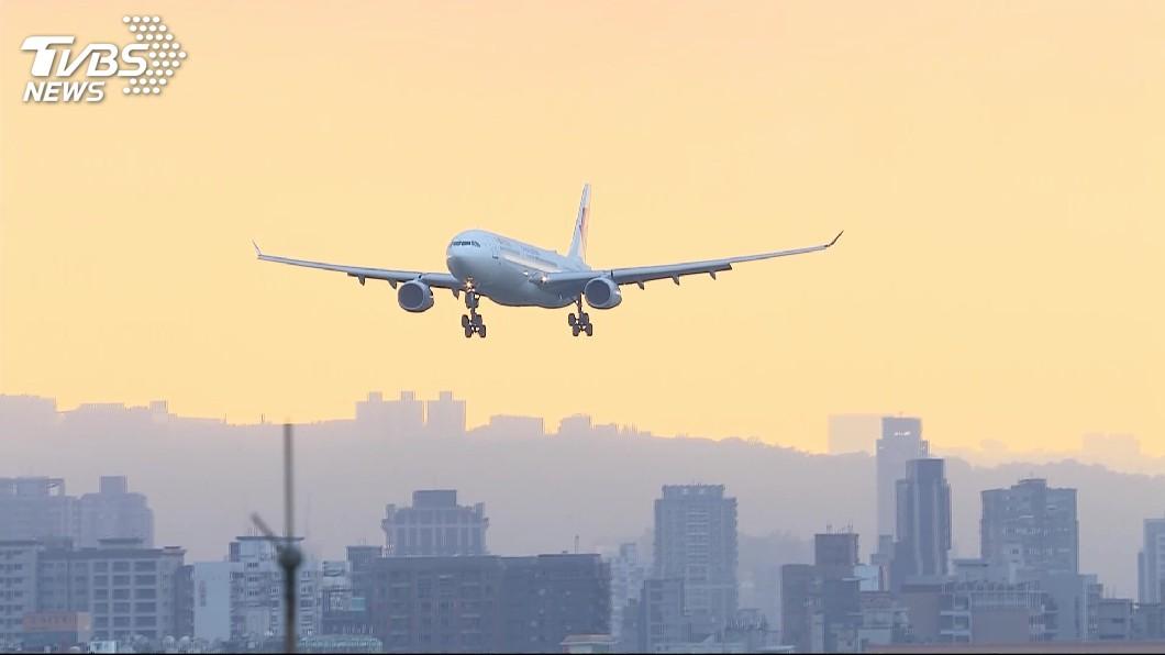 圖/TVBS 108年春節兩岸加班機 民航局:總量不限