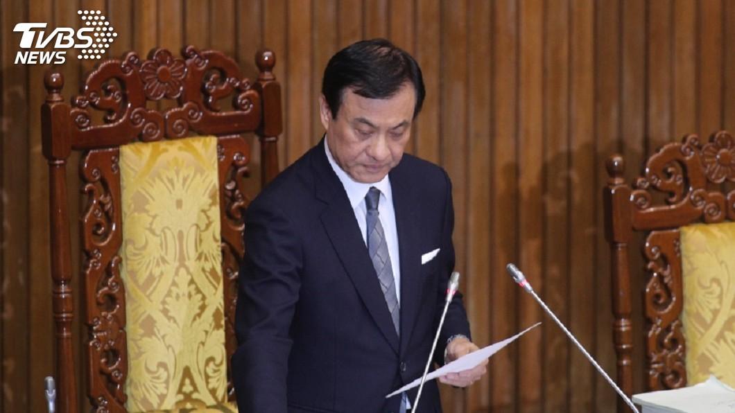 圖/中央社 政治檔案條例協商無共識 立院下午表決