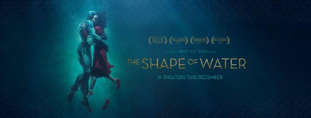 圖/The Shape of Water 臉書