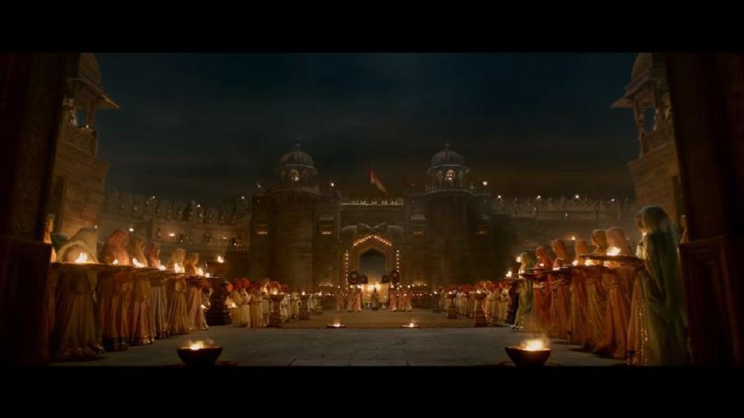 圖/YouTube 抗議寶萊塢爭議電影上映 印度4省暴動