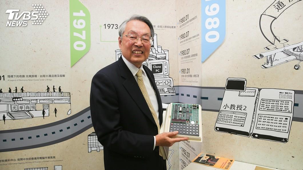 圖/中央社 施振榮評獨董爭議 用程序問題杯葛最糟糕