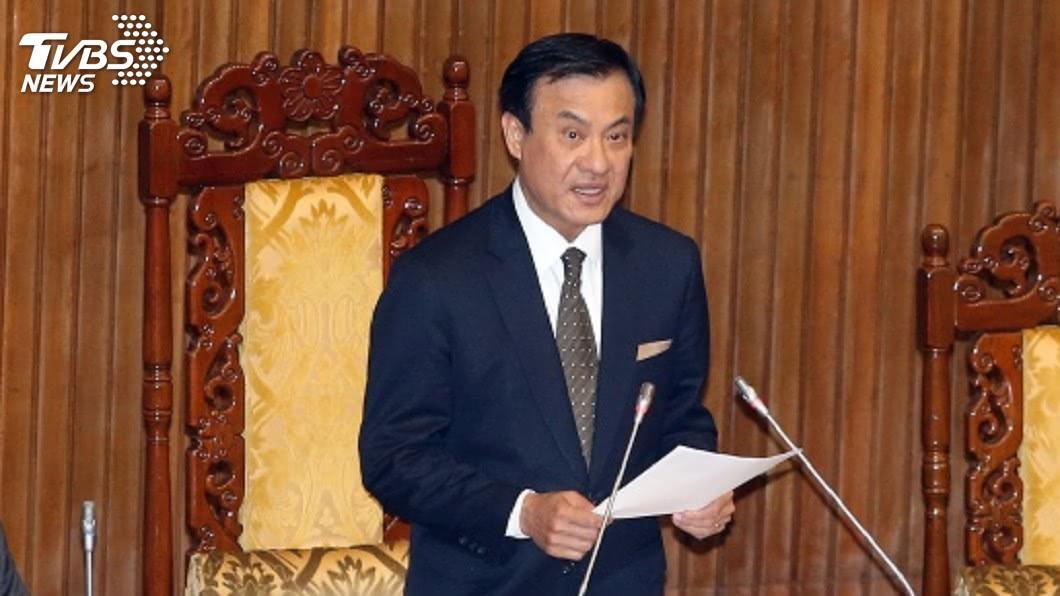 圖/中央社 立法院何時開議 蘇嘉全9月5日啟動協商