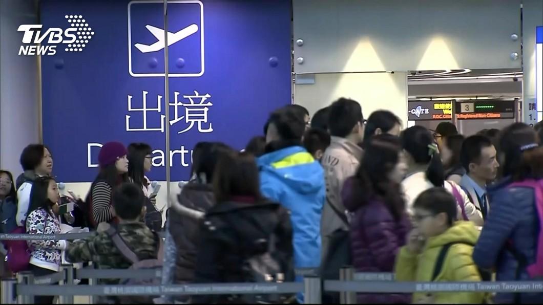圖/中央社 五福旅行社掛牌上櫃 蜜月行情甜滋滋