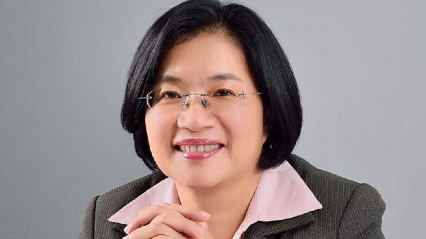 國民黨彰化縣長提名人王惠美。