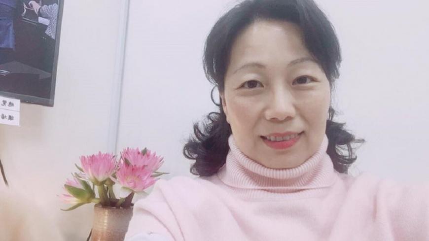 國民黨花蓮縣長提名人徐榛蔚。