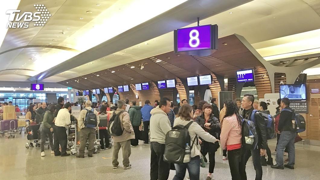 圖/中央社 全球機場服務品質調查 桃機奪第3名