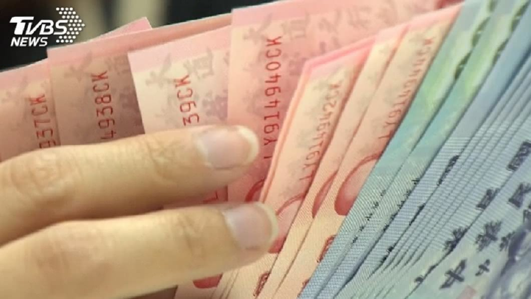 圖/TVBS 無薪假最新統計 較上期減少307人
