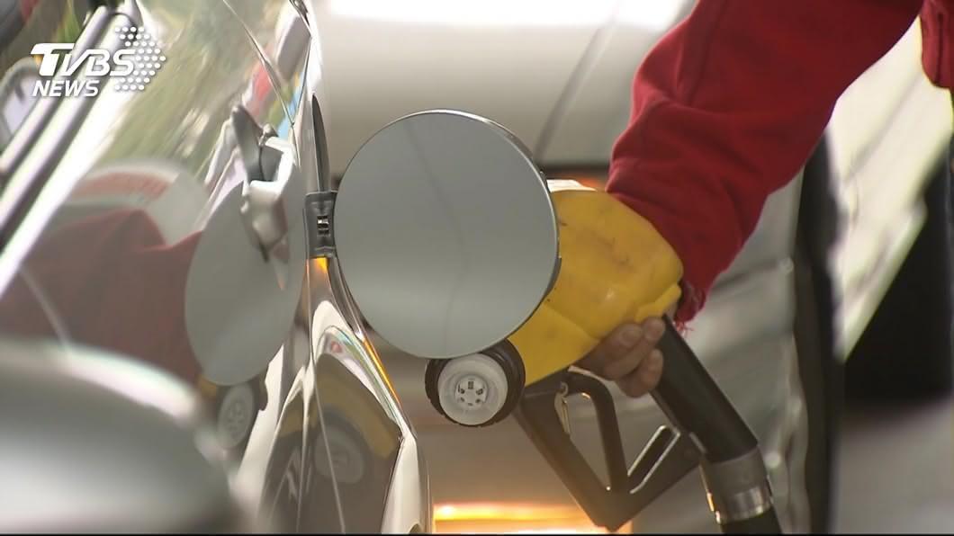 圖/TVBS 汽油下週估漲6角 98無鉛每公升30.5元