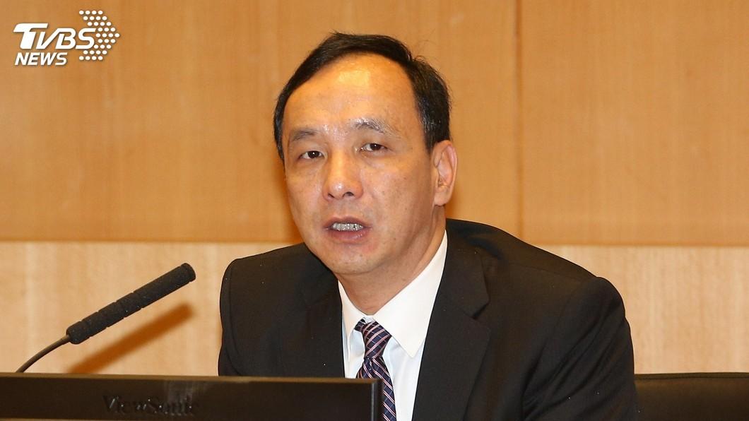 圖/中央社 兒虐、分屍頻傳 朱立倫:台灣沒有廢死條件