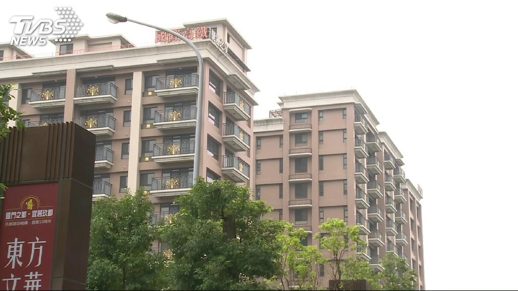 台灣房價高,房貸成了沉重負擔。示意圖,與當事人無關。圖/TVBS