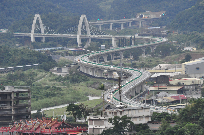 圖/中央社 國發會:近10年改善東部交通建設投入逾2700億元