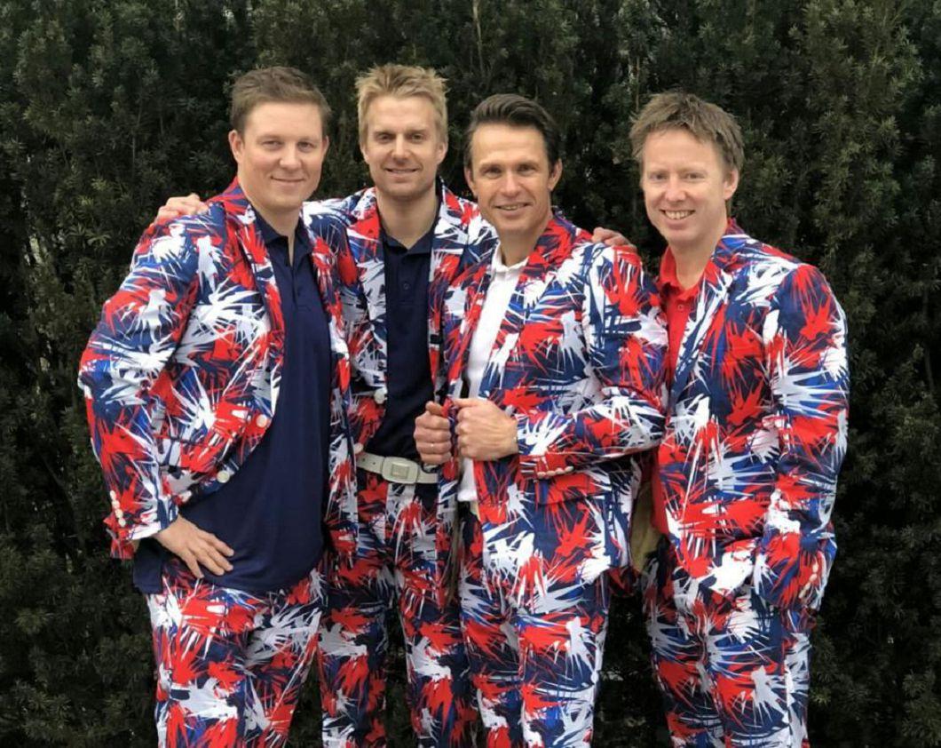 挪威隊冬奧服裝。圖/Forbes官網