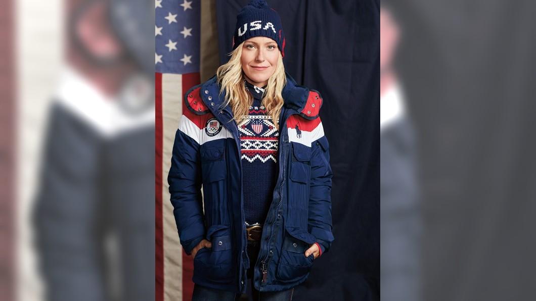 美國隊冬奧服裝。圖/Forbes官網
