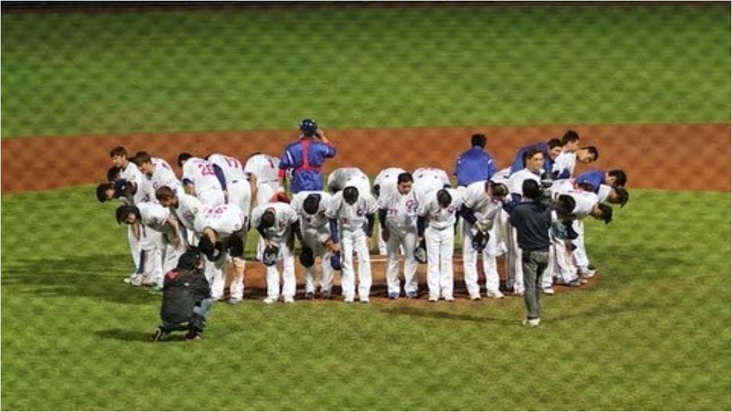 圖/取自推特 感動!日棒球迷回憶這一幕 送暖「台灣加油」