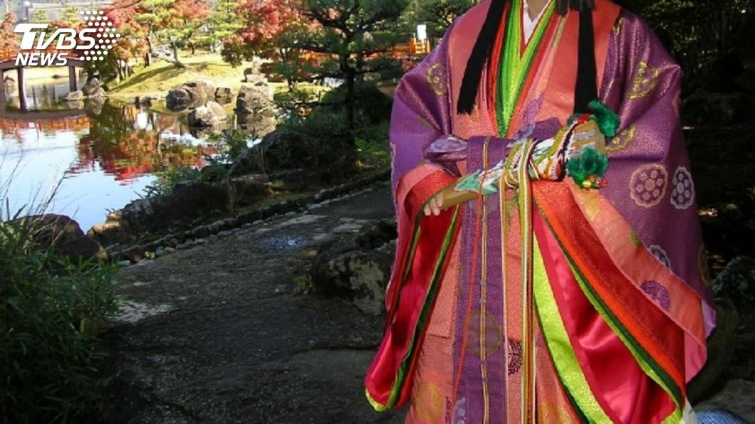 圖/Tourist Note Japan授權使用,下同。 我在京都穿越了! 體驗平安時代服裝風格