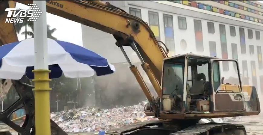 圖/TVBS資料畫面 快訊/國台辦:派「工作組」赴台 助傷亡家屬善後