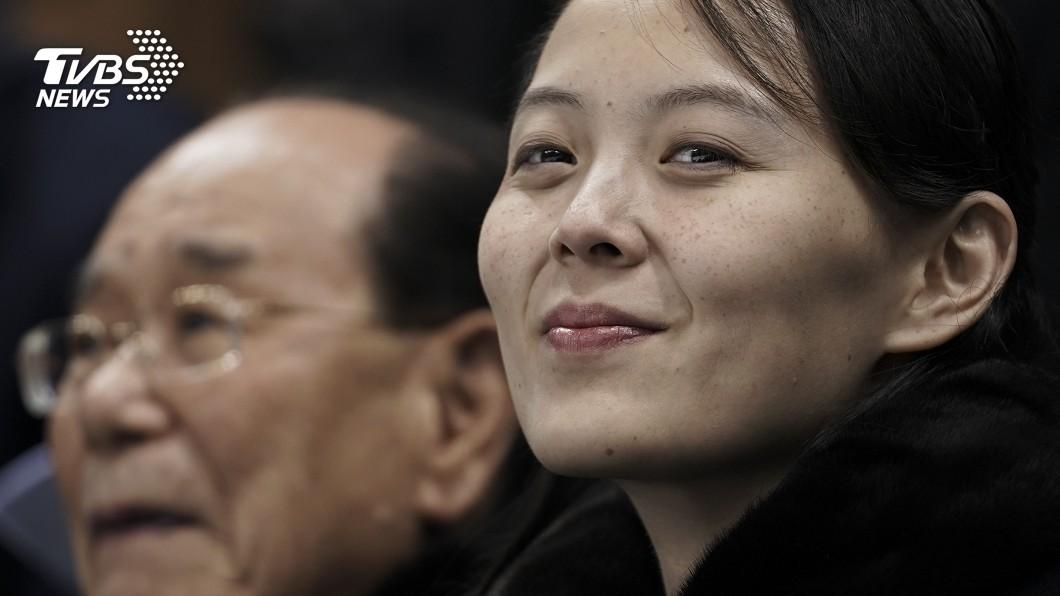 圖/達志影像美聯社 北韓公主訪韓任務結束 金與正返北韓