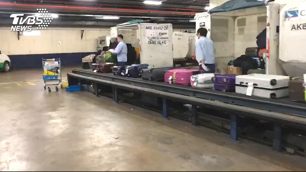 圖/TVBS 最晚登機最早拿行李?地勤透露還有更快方法