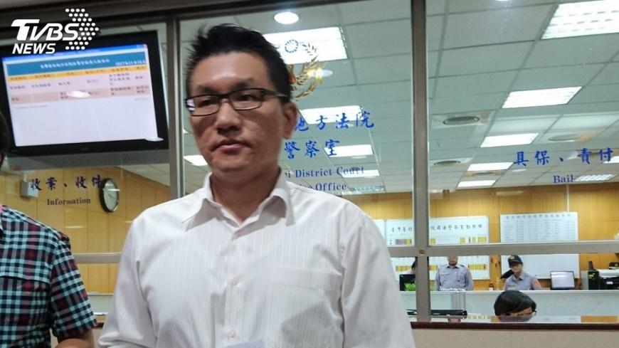 圖/中央社 快訊/控郝妻收受鑽戒 童仲彥改判拘役59天
