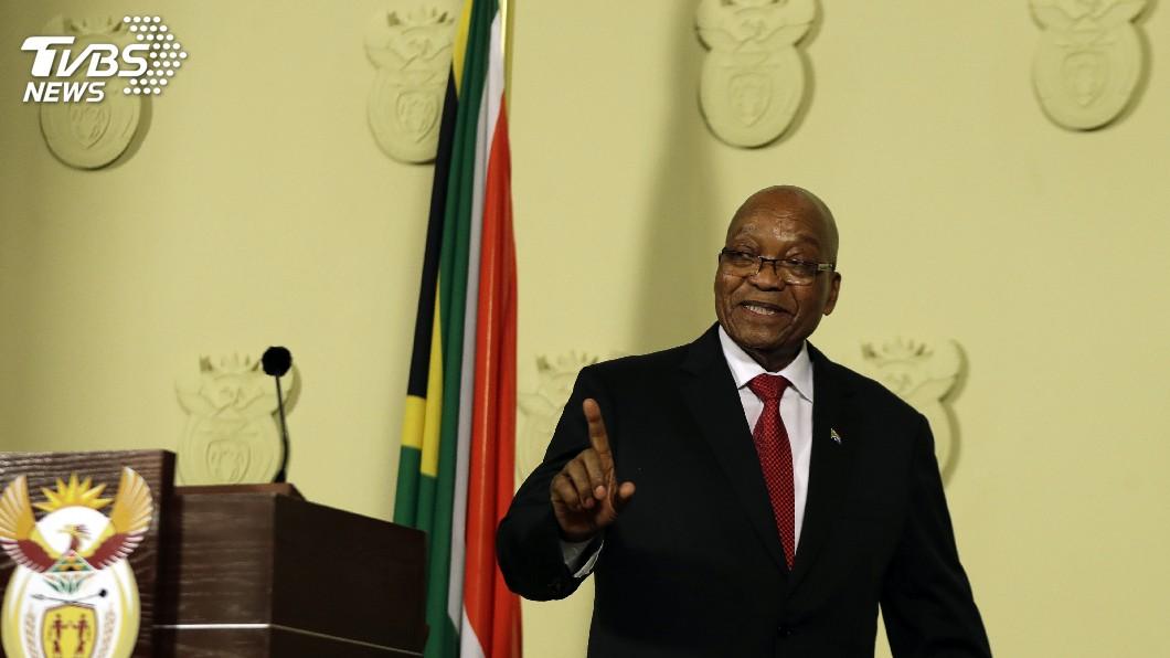 圖/達志影像美聯社 南非總統遭黨內逼宮 深夜宣布辭職