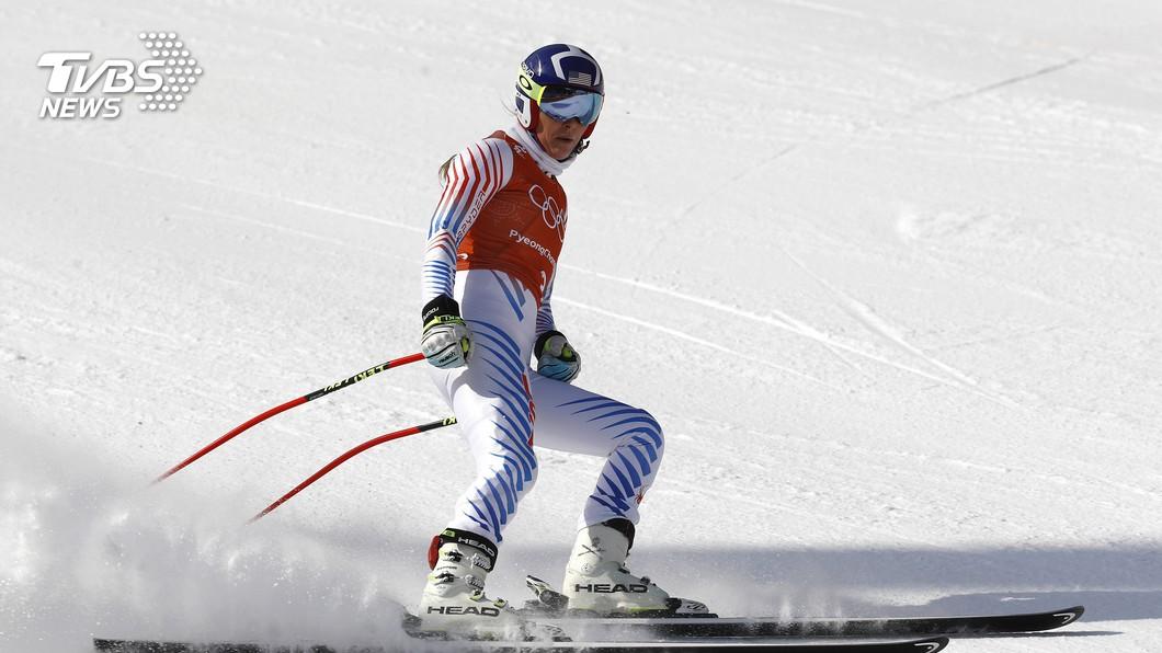 圖/達志影像美聯社 冬奧女子高山滑雪 捷克女將贏0.01秒摘金
