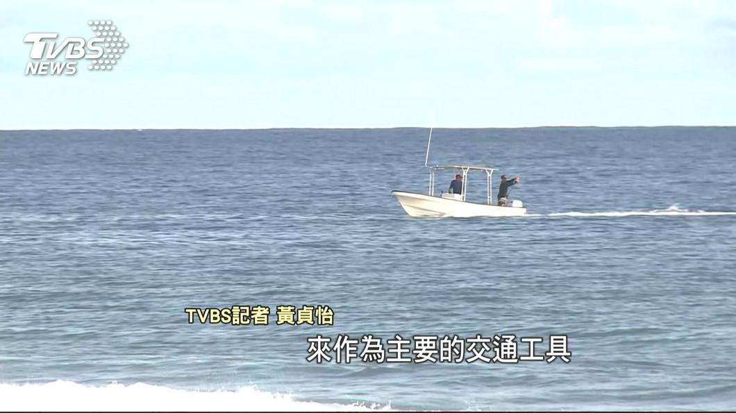 圖/TVBS 打造海洋永續 馬紹爾人打造綠能獨木舟