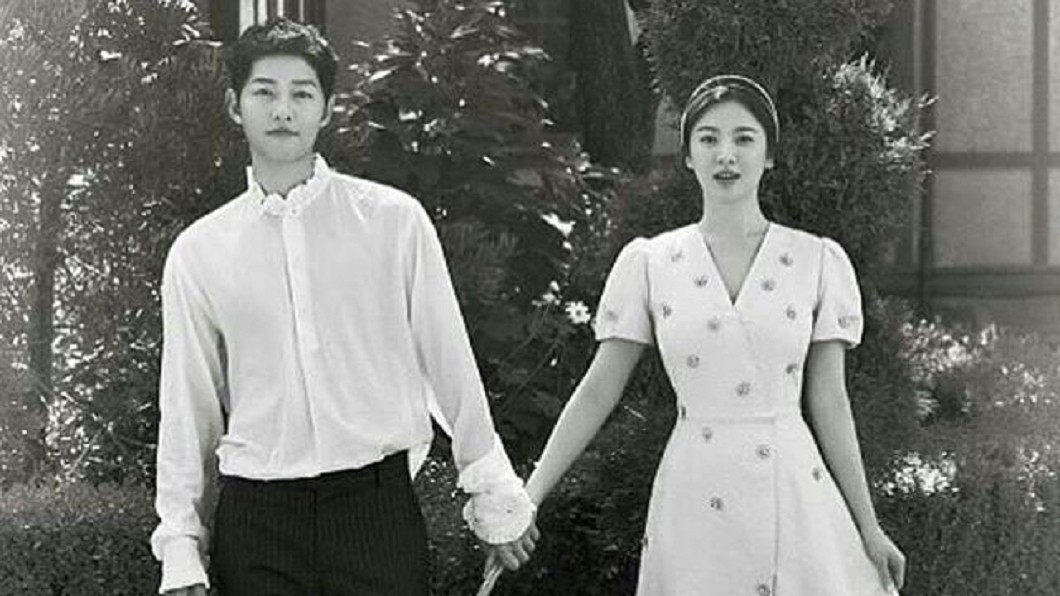 圖/TVBS 最Man男人要這樣做! 宋仲基炫妻:我老婆超漂亮