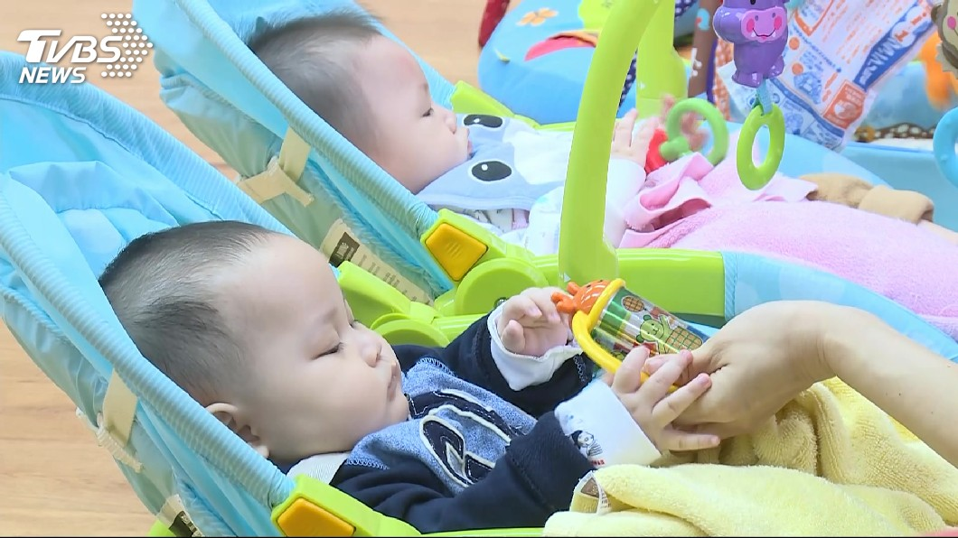 圖/TVBS 政院推準公共化托育政策 綠委籲直接補助家長
